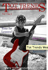 Tot Trends Weekly: Features our ROCKABILLY t-shirt