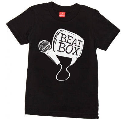 Beat Box (Black)