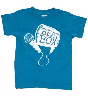 Beat Box (Neon Blue)