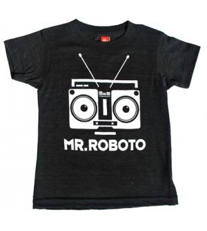 MR. ROBOTO (black)