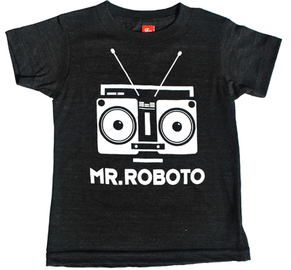 MR. ROBOTO (black)