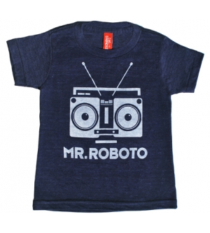 MR. ROBOTO (blue)