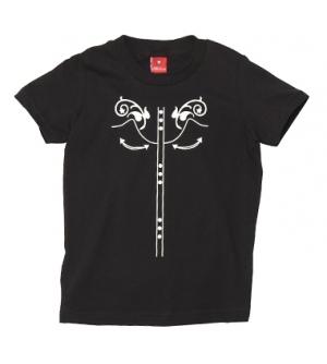'ROCKABILLY' Kids T-shirt Short Sleeve