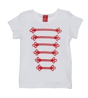 'MAJORETTE' Kids T-shirt Short Sleeve