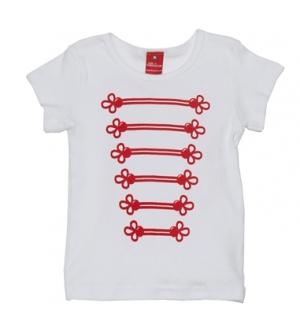'MAJORETTE' Kids T-shirt Short Sleeve