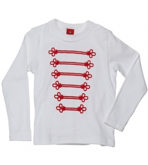 'MAJORETTE' Kids T-shirt Long Sleeve