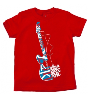 'BEAT GOES ON' Kids T-Shirt Short Sleeve