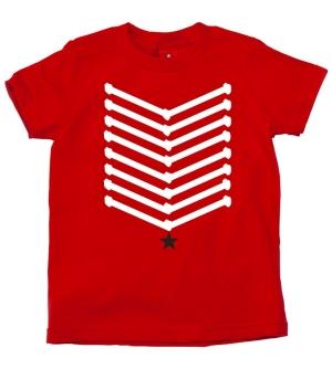 'SARGENT' Kids T-Shirt Short Sleeve