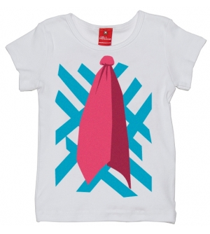'EDIE' Kids T-Shirt Short Sleeve