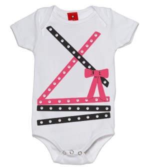 ROCKADEE Baby onesie