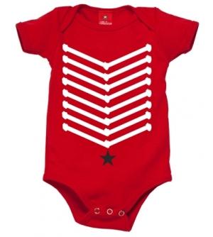 SARGENT ON Baby onesie