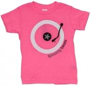SPINNING BEATS- Neon Pink