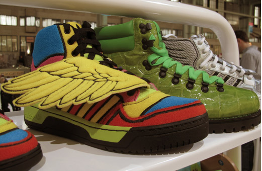 Jeremy Scott for Addidas