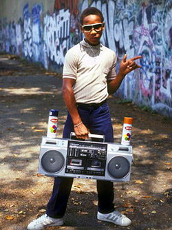 Lookin Back at the Boombox