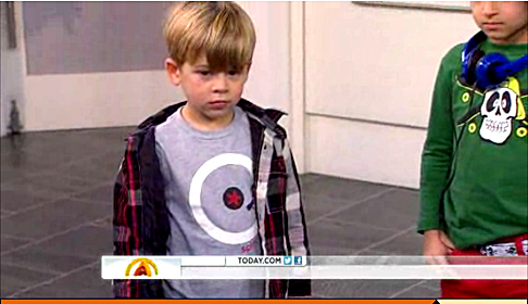 Little Trendstar featured on the TODAY Show