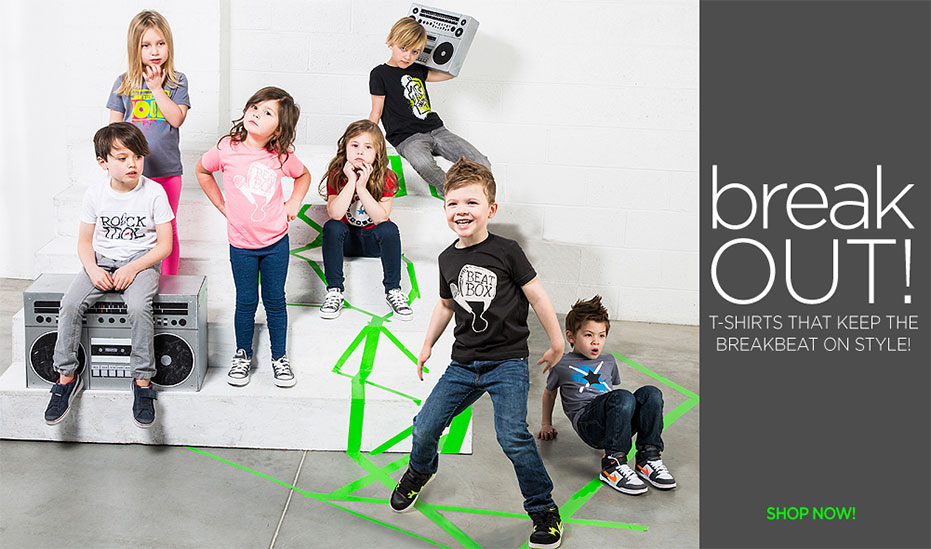 bad8b9150 Cool Kids Clothes & Hipster Baby Clothes | Trendstar®